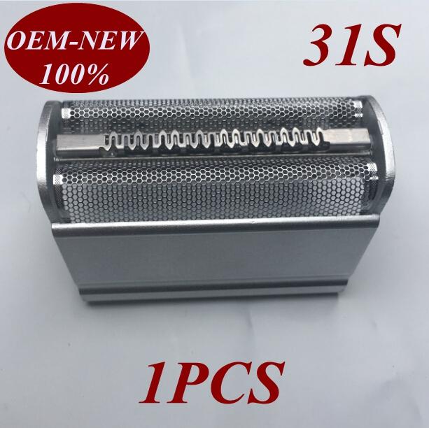 [해외]1Pcs 31S Foil Frame Replace head razor blade for braun shaver 31B 5316 5317 5410 5412  5414 5415 5416 5417 5418 5427 5441 5442/1Pcs 31S Foil Frame