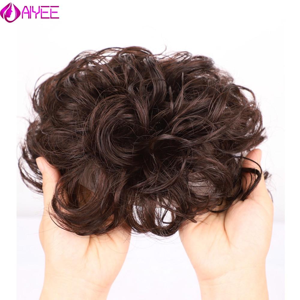 [해외]Aiyee 곱슬 웨이브 toupee 여성 toupee 교체 시스템 레미 헤어 웨이브 전체 레이스 여성 toupee 헤어 피스 100% 인간의 머리 가발/Aiyee 곱슬 웨이브 toupee 여성 toupee 교체 시스템 레미 헤어 웨이브 전체 레